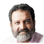 T.V. Mohandas Pai in bada business